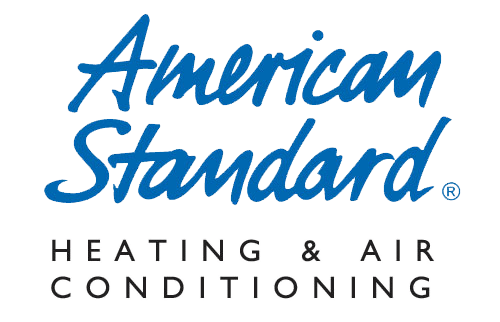 American Standard Heating and Air Conditioning Logo